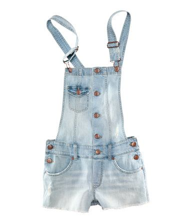 Overalls jeans h&m