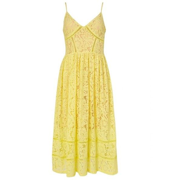Kezzy Lace Dress Vintage Inspired Strappy Sun Dress