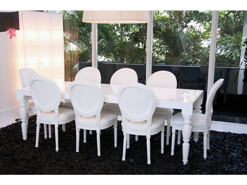 lacquer furniture modern. Modern Baroque Louis Xiv Black Dining Chairs Love The White Lacquer! And Classic All Lacquer Furniture U