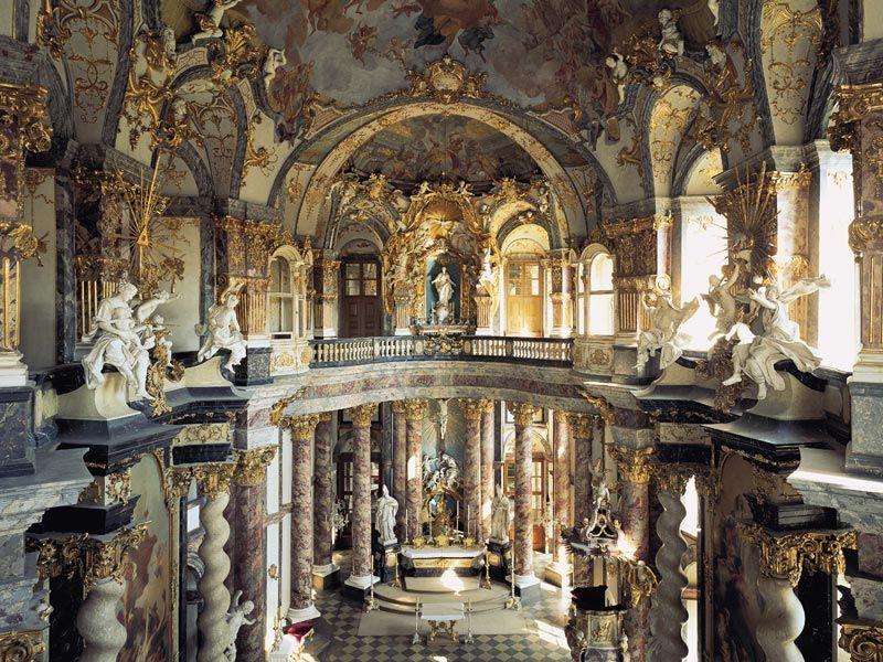 Wurzburg, Residenz Palast {9b65e87efedb945ae177