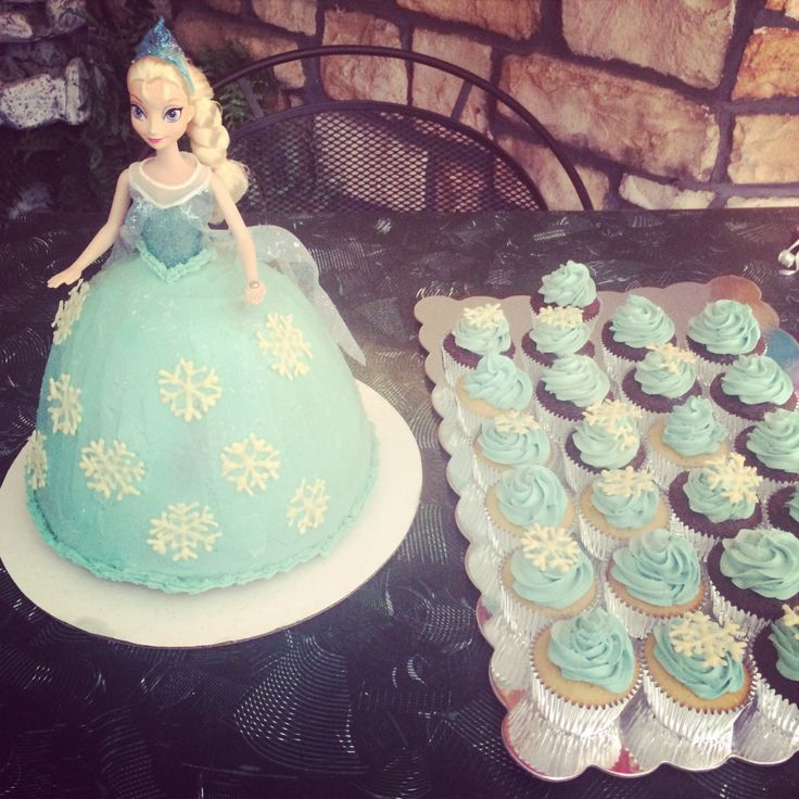 elsa cake with doll ATT Yahoo Search Results Grandbabies