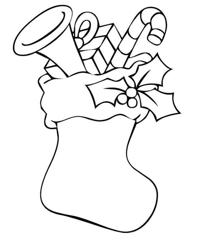 Coloriage De Noël Pour Des Fêtes Pleines De Couleurs