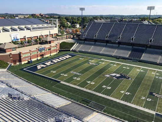 Infocision Stadium Summa Field Akron 2020 All You Need To Know Before You Go With Photos Tripadvisor In 2020 University Of Akron Stadium Akron