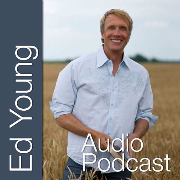 Ed Young, Pastor. He has some great contempary sermons!