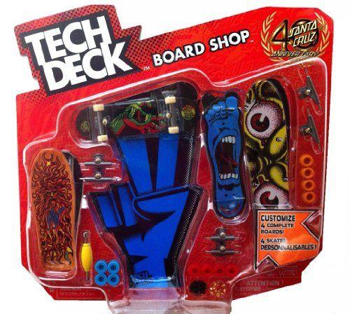 Tech Deck Bmx John Lewis