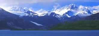 Chile - Strait of Magellan - panorama