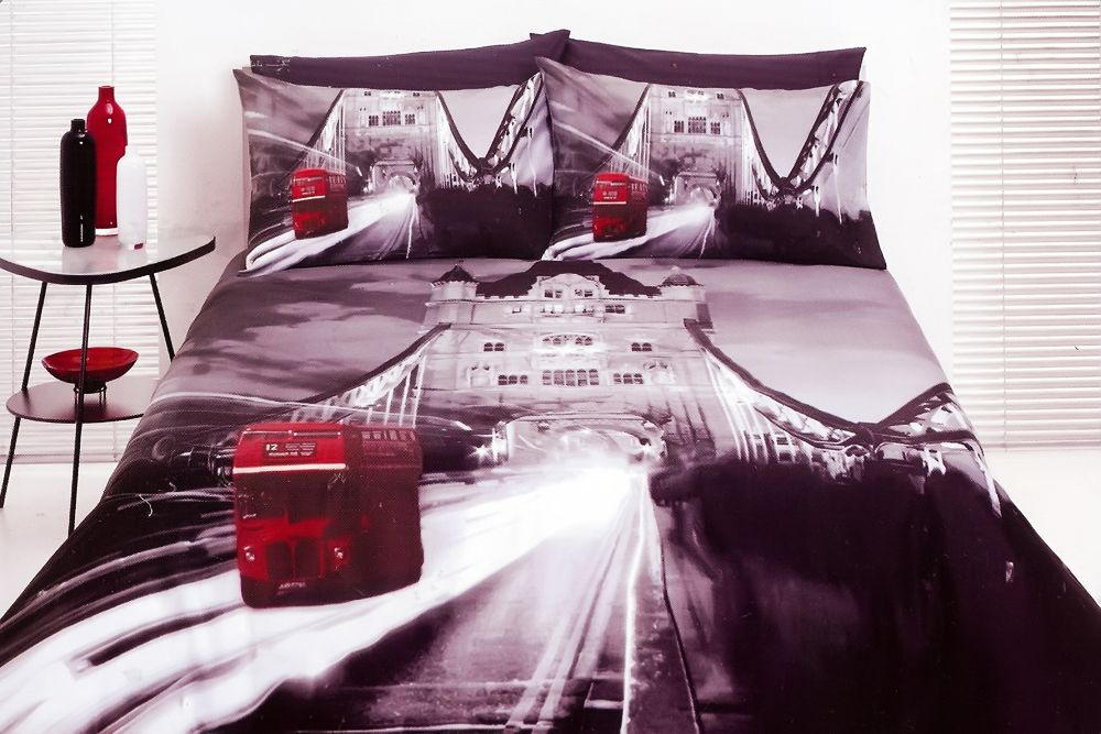 London Bedding Sets London Cities of The World Queen