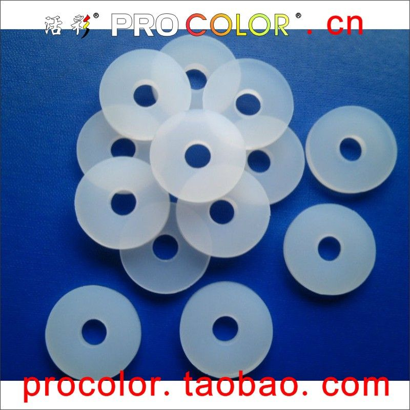 Made mould OEM Customized Shape Colours Silicone Rubber Seal Gasket ...