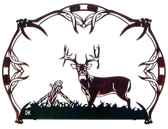 Wildlife Metal Art 3d Relief Wildlife Metal Wall Art
