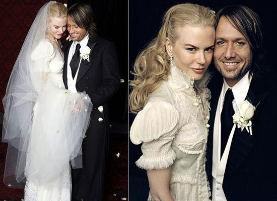 beautiful in Balenciaga! Nicole Kidman and Keith Urban | Hochzeit ...