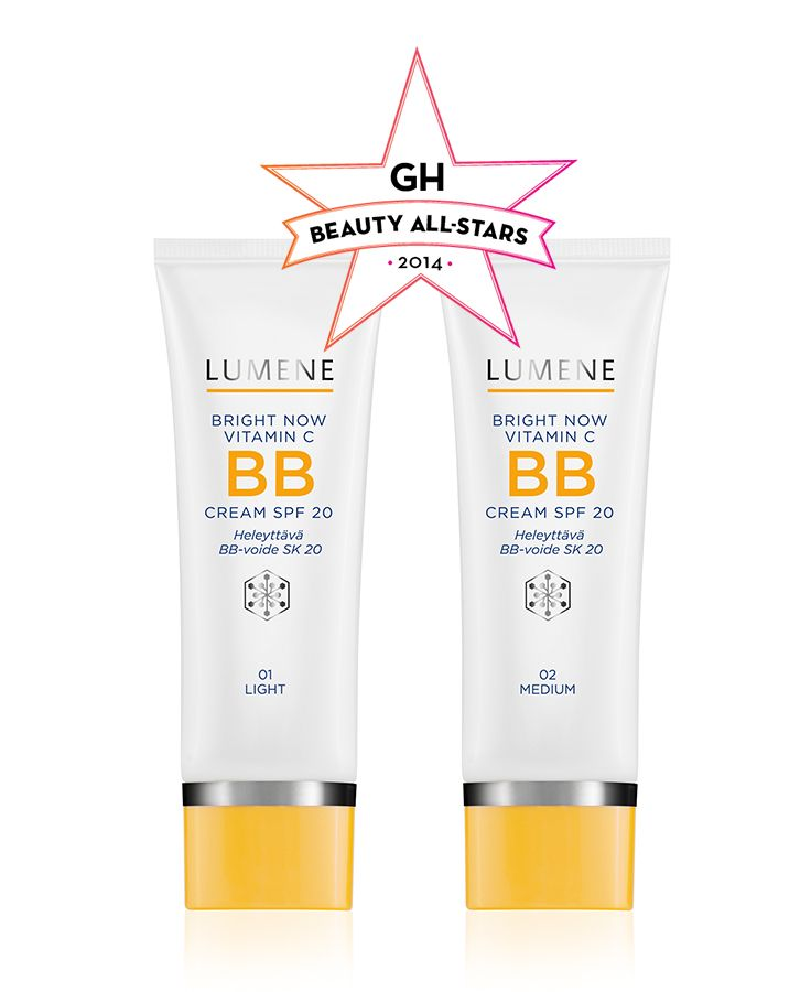Good Housekeeping Named Lumeneglobal S Bright Now Vitamin C Bb Cream Spf 20 The Top Face Product For Their 2014 Now Vitamins Face Cream Best Top Face Products