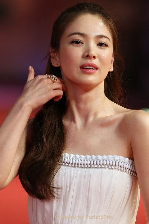 Asian beauty song hye kyo