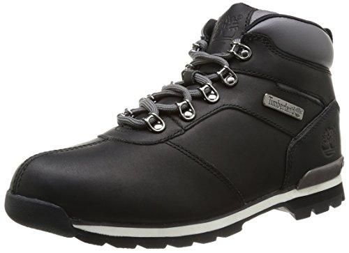Splitrock, Chaussures montantes homme, Noir (Black Tumbled Fg With White), 41Timberland