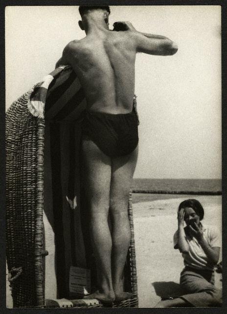 Lyonel Feininger  American, 1871–1956  On the Lookout, Deep an der Rega  1932  Gelatin silver print  Image: 17.7 x 12.7 cm (6 15/16 x 5 in.)  Gift of T. Lux Feininger, Houghton Library, Harvard University  © Artists Rights Society (ARS), New York / VG Bild-Kunst, Bonn