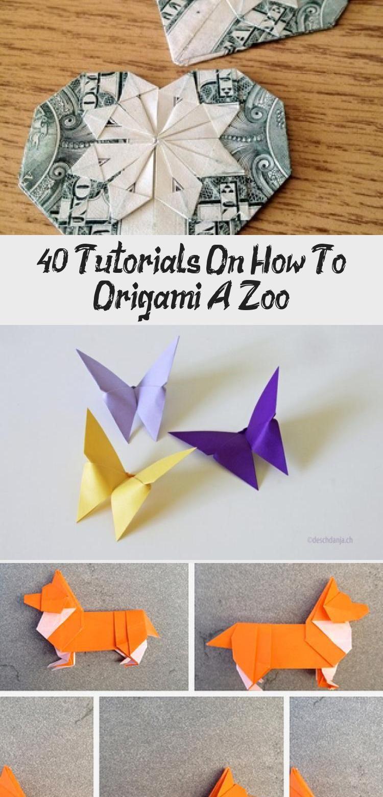 Photo of Wie man einen Origami-Elefanten macht #origamiFleur #origamiDog #origamiBall #origamiB …