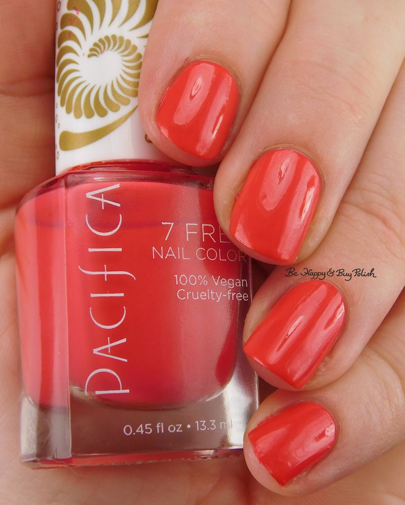 Pick Three Polishes: Ever After Flesh Popsicle, Pacifica Fluorescent ...