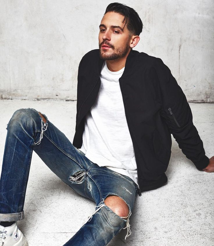 g eazy wearing converse