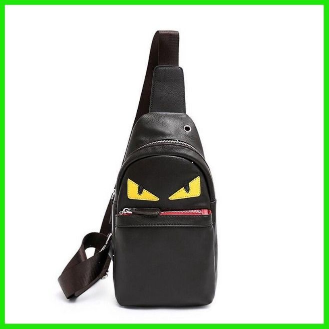 2099d058013ca5 Fendi Roma supreme monster eyes Chest Shoulder Bag PU Leather Casual  backpack #fashion #clothing #shoes #accessories #mensaccessories #bags (ebay  link)