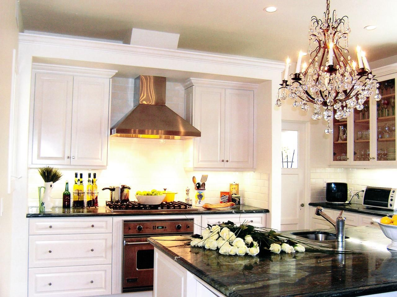 Timeless Style: White Kitchens | Hgtv, Kitchens and Hgtv magazine