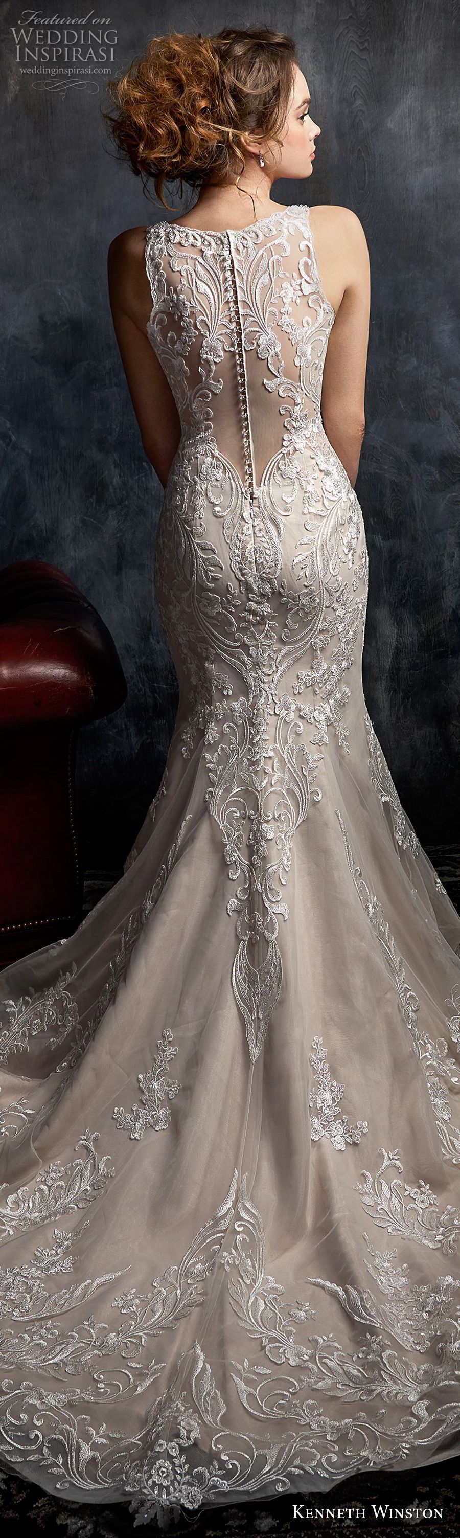 Kenneth Winston Couture Wedding Dresses — Fall 2017 Bridal