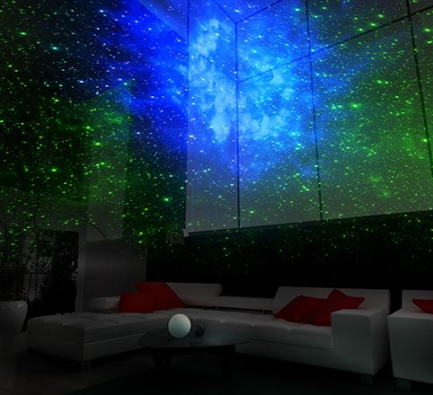 bedroom light show galaxy 3d laser light show a galaxy for your bedroom 10526