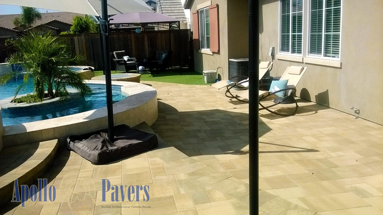 Belgard \'Catalina\' Pavers in color Montecito. | Pool Decks ...