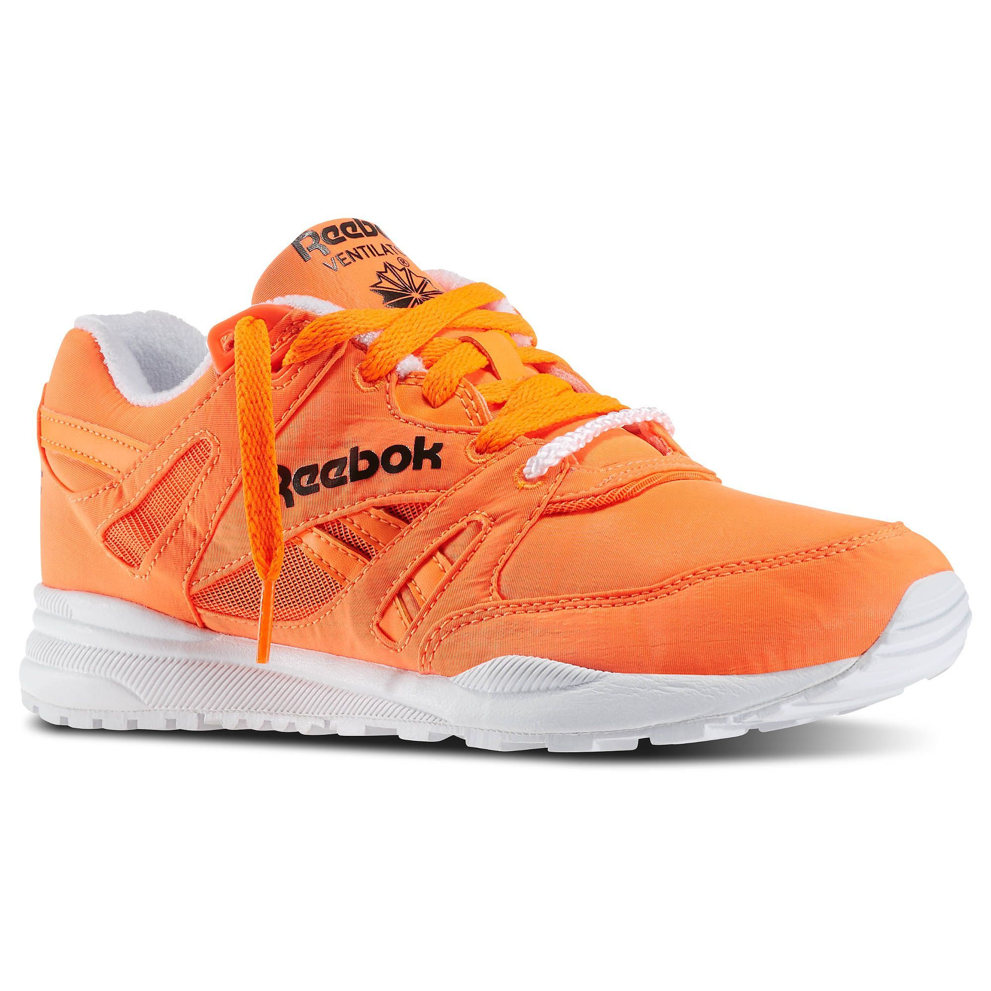 ab0d0869b39 Reebok Ventilator Neon - Orange