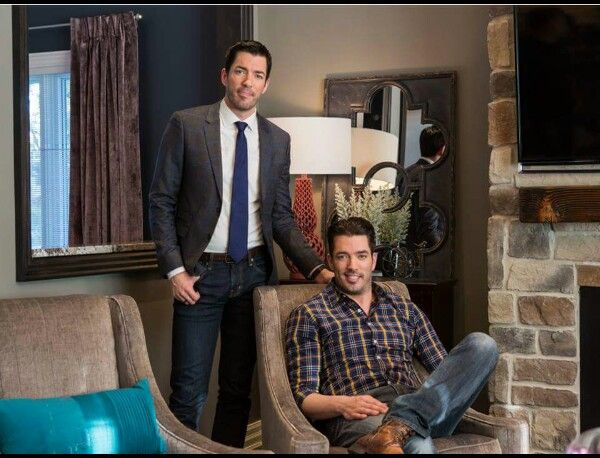 Property Brothers, Drew & Jonathan Scott...(clm)