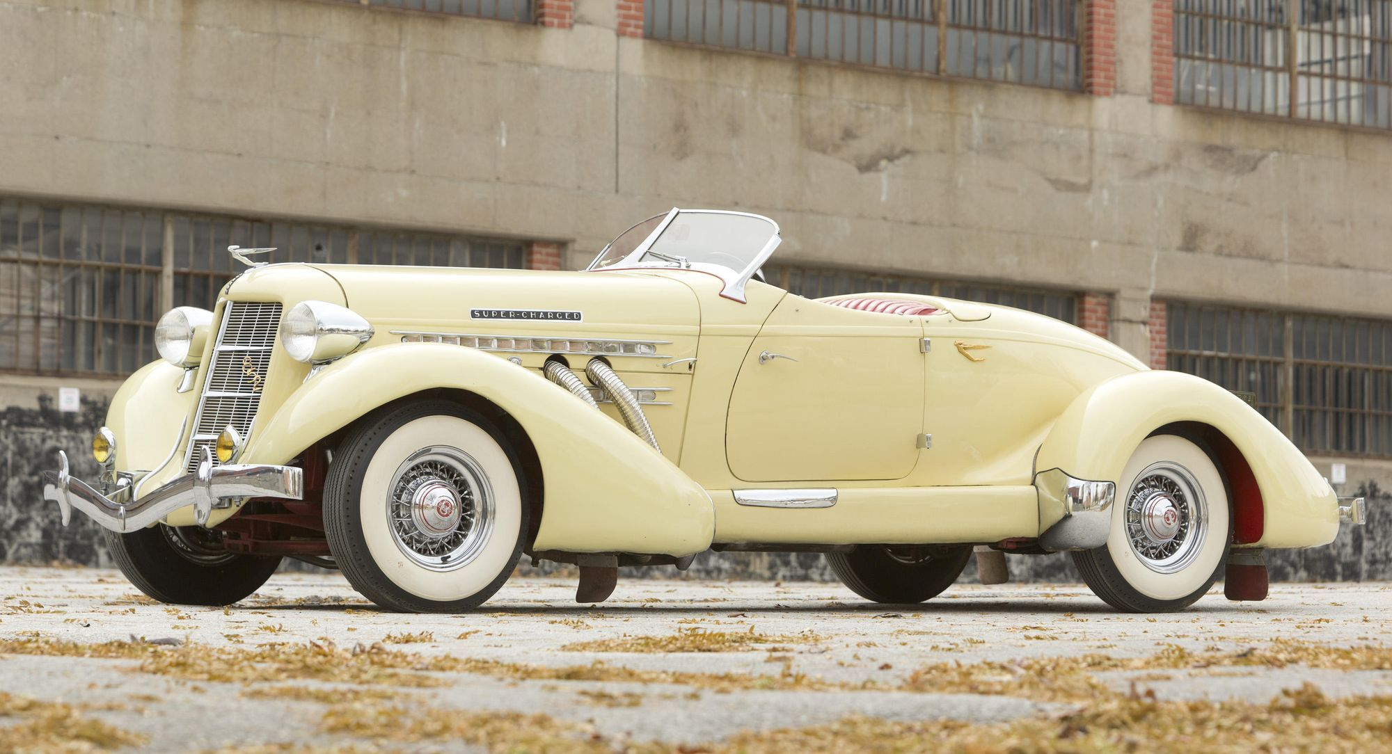 1934 Duesenberg Model J Boattail Speedster Auburn Car Classic
