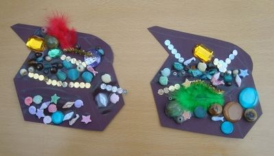 Easy Pirate Crafts for Kids - Ahoy! pirate hat, coloring pages, treasure chests