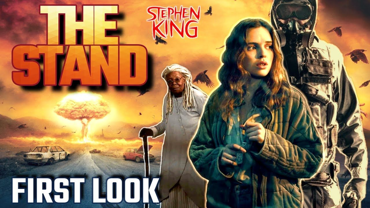 The Stand First Look 2020 New Images Alexander Skarsgard Stephen Ki In 2020 Alexander Skarsgard Stephen King Odessa Young