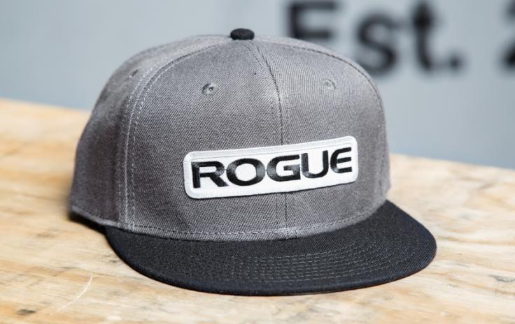 e90d2c41403 Rogue Snapback Patch Hat - Baseball Cap - Rogue Fitness