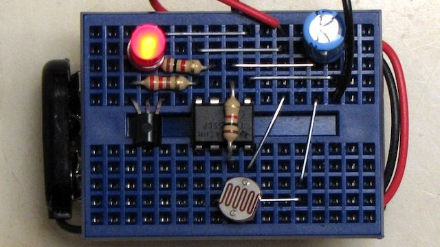 Building Electronic Circuits