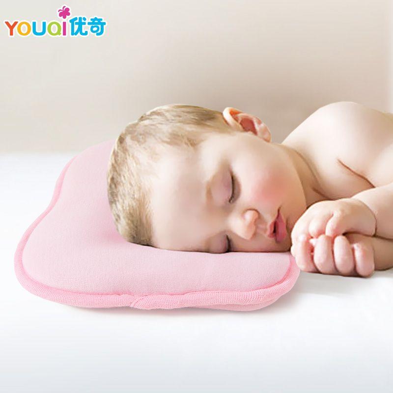 Brand Baby Pillow Newborn Toddler Safe