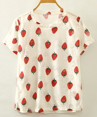 f8f7791e3c Similar to the watermelon shirt, such a cute print. Would wear this with  skinny jeans or skinny ankle pants.