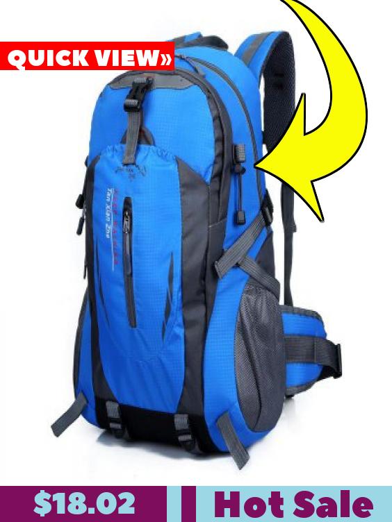 db2c7346a6 Sports Bags Fashion Waterproof Laptop Mochila High Quality Designer  18.02   حقائب رياضية أزياء