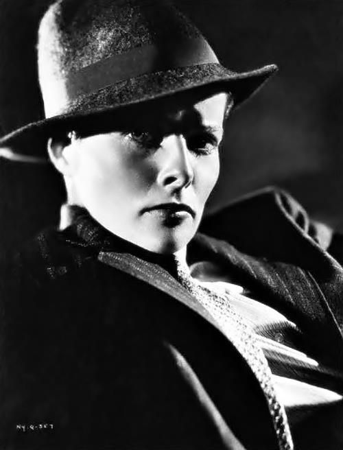 Katharine Hepburn..