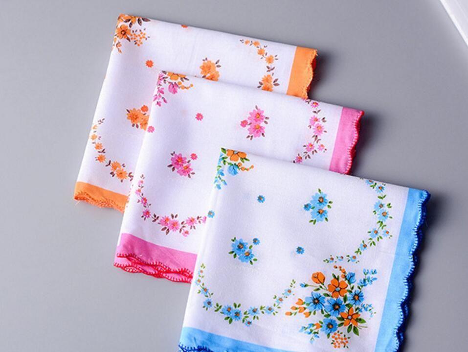 Cotton Handkerchief Cutter Ladies Handkerchief Craft Vintage Hanky Floral  Wedding Party Handkerchief Supp… | Ladies handkerchiefs, Handkerchief  crafts, Handkerchief