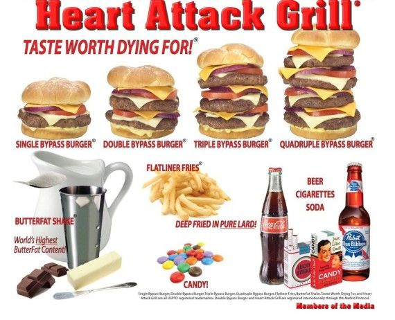 heart attack grill quadruple bypass burger 10 000 calorie burger most calories of any burger. Black Bedroom Furniture Sets. Home Design Ideas
