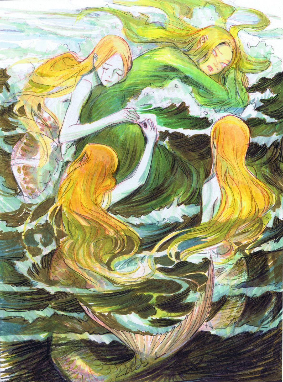 Pin By Deborah England On Mermaids