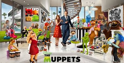 In anticipation of the dvd release, this is a review of the movie and a fun quiz about which Muppet you are.