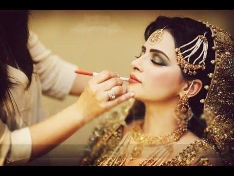 Pics Of Mehndi Makeup : Asian bridal makeup mehndi looks fashion