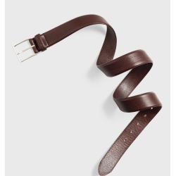 Gant Cinturón de cuero clásico (marrón) Gant