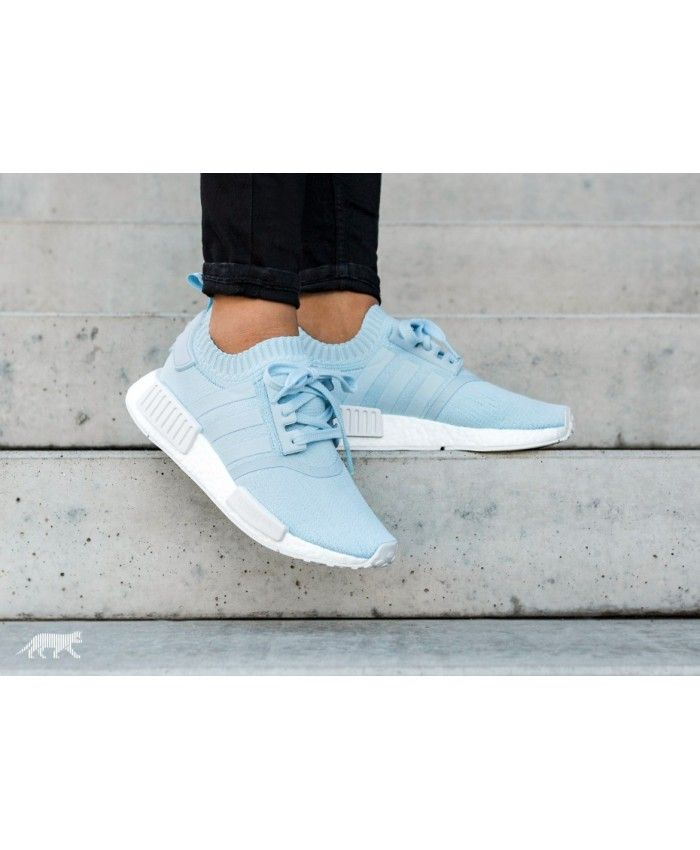 b536017b4 Adidas Sale Nmd R1 W Pk Ice Blue Ice Blue Ftwr White Trainers ...