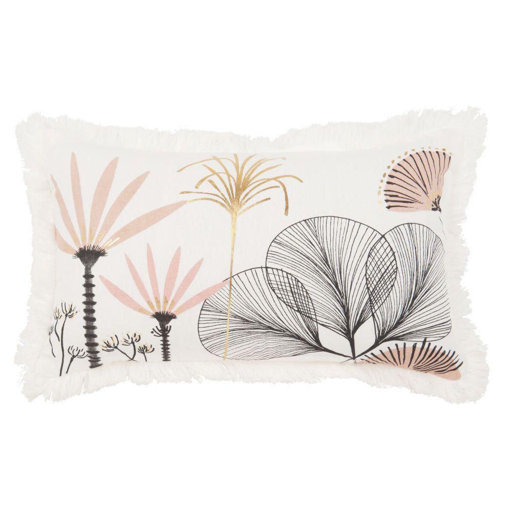Deko Textilien Bedruckte Baumwolle Kissenbezuge Und Textilien