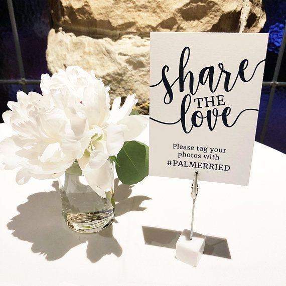 Printable Hashtag Wedding Sign / Oh Snap Sign / Share The Love / Wedding Sign / Wedding Printable / Instagram Wedding / Wedding Hashtag, #Hashtag #Instagram #Love #Printable #Share #Sign #Snap #Wedding