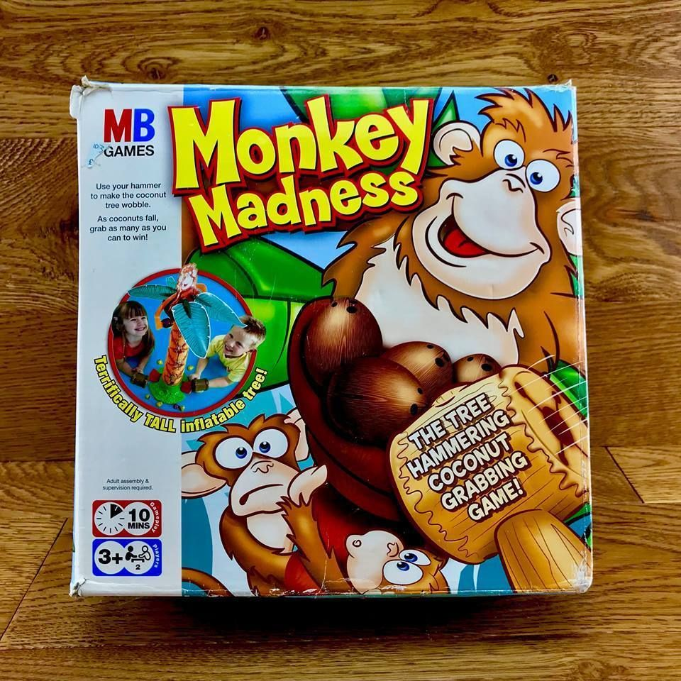 Monkey Madness Game