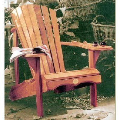 Millwood Pines Elliana Solid Wood Adirondack Chair Wood