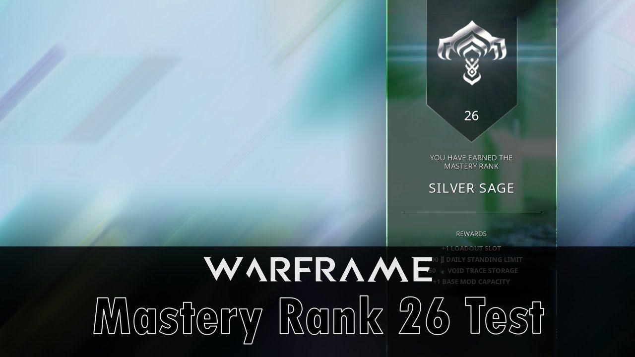 mastery 9 warframe