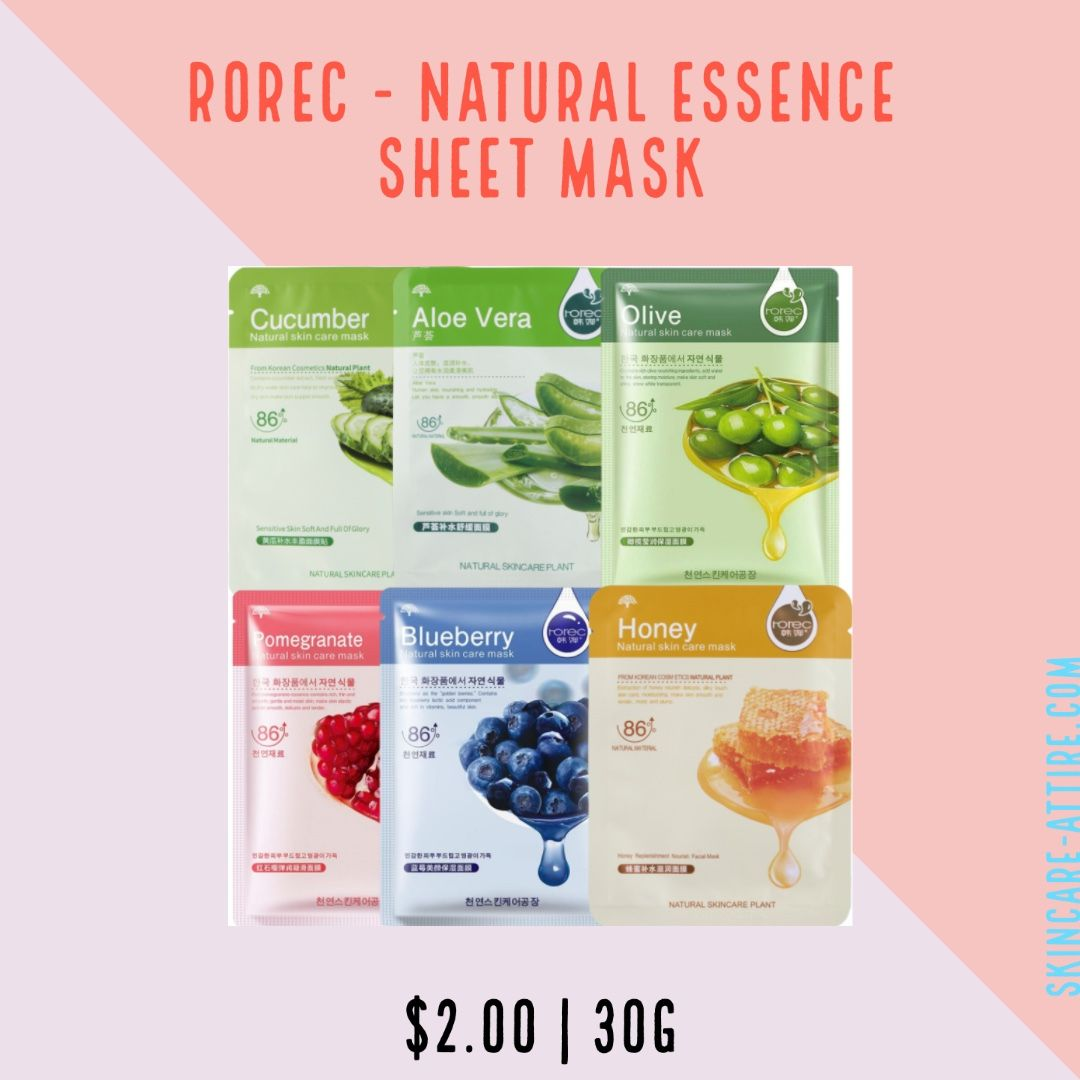 Pin On Sheet Masks